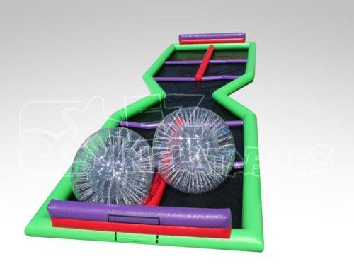 Zorb Ball Racing